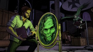 The Wolf Among Us Android Resim 4 The Wolf Among Us v1.20 Android APK indir